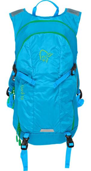 Norrøna Fjørå Pack 10L Caribbean blue